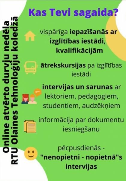 RTU Olaines Tehnoloģiju koledža