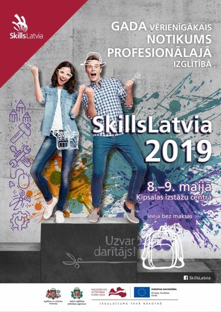 Skills Latvia 2019