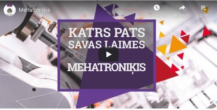 Video par Skills konkursu profesijām