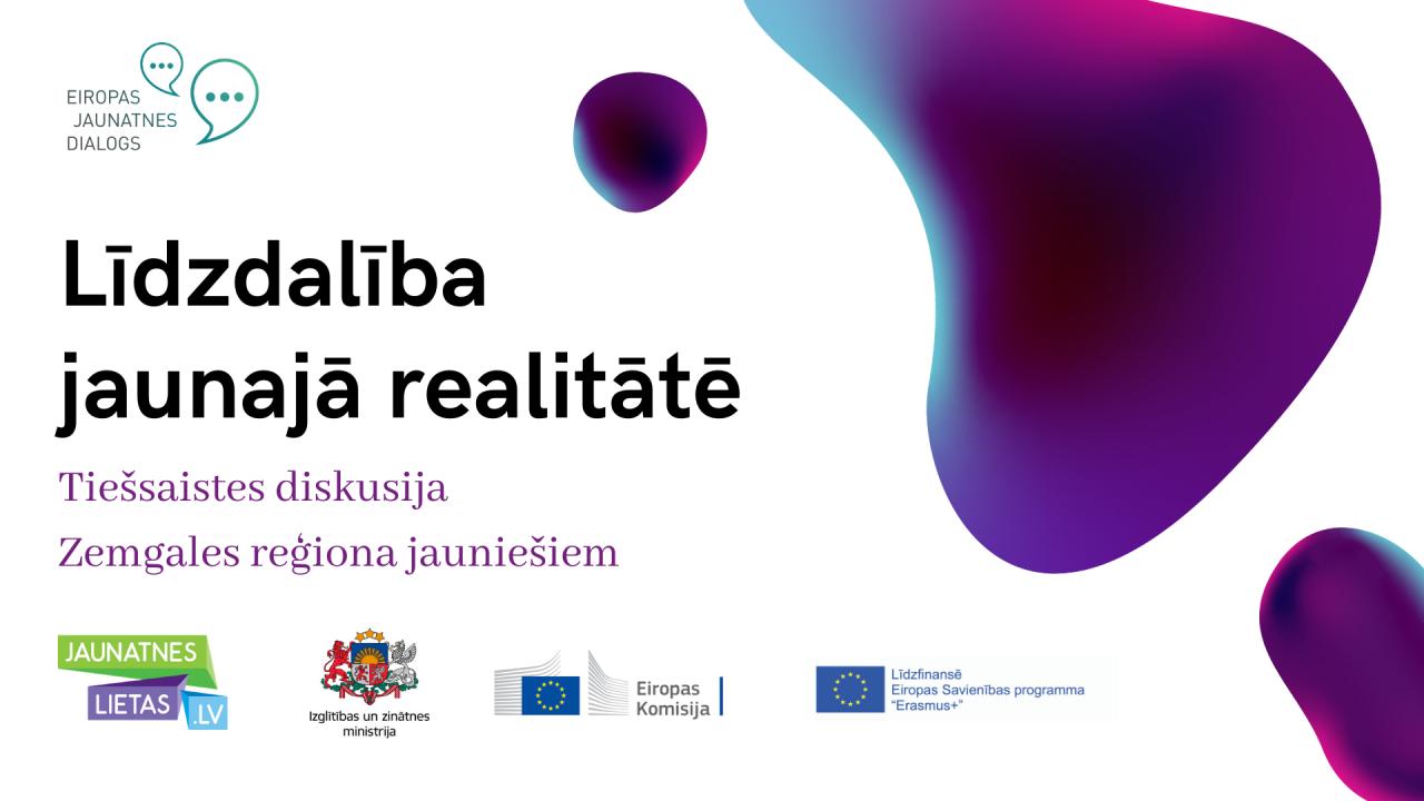Latvijas Jaunatnes padome aicina piedalīties diskusijā