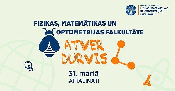 ATKLĀJ PASAULI UN STUDĒ LATVIJĀ!