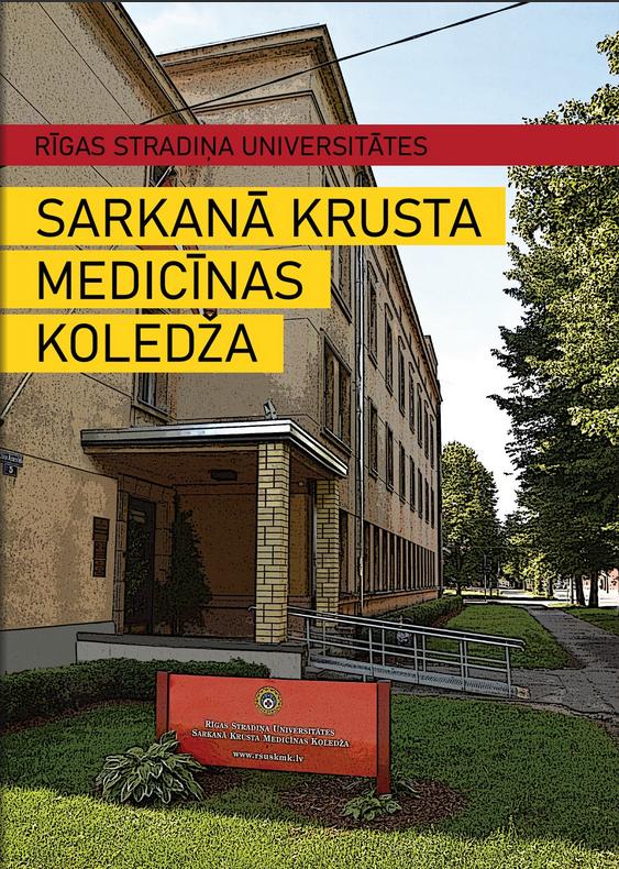 Studiju iespējas RSU Sarkanā Krusta medicīnas koledžā