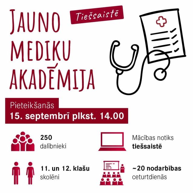 Jauno mediķu akadēmija