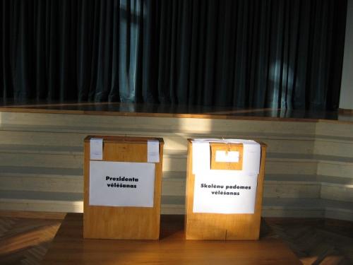 SP un prezidenta vēlēšanas