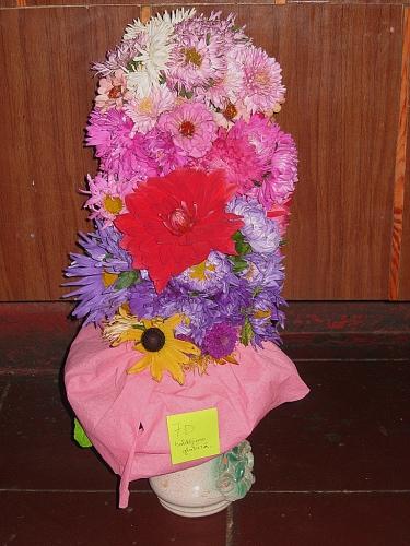 Ziedu izstāde