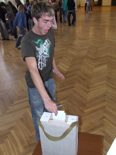 SP vēlēšanas