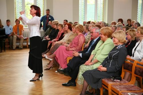 Skolas 85 gadu jubileja