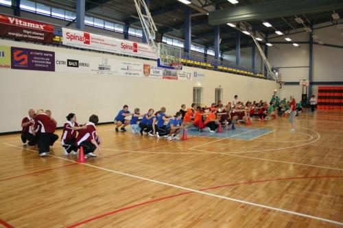 Skolotāju sporta diena