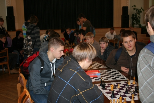 Šaha turnīrs