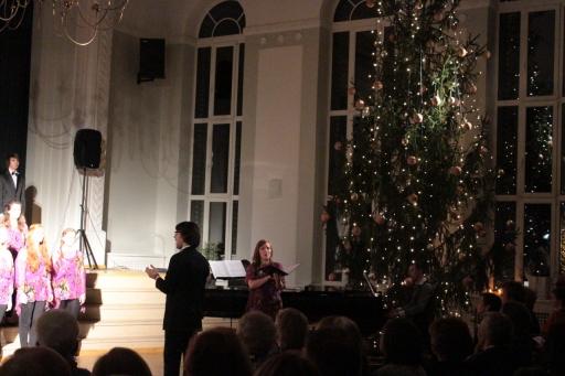 Ziemassvētku koncerts