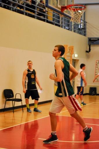 Basketbola turnīrs