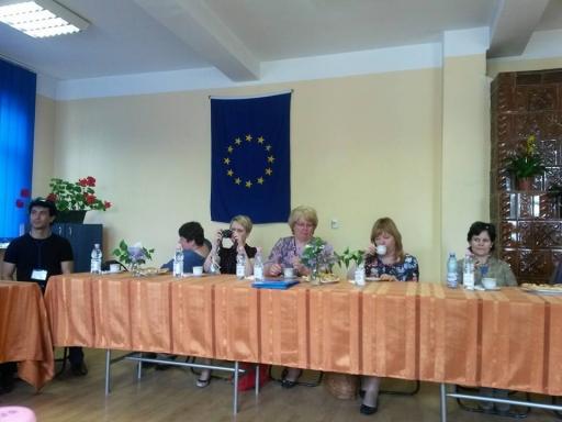 Projekta brauciens uz Rumāniju