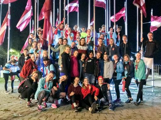 We Fly. Riga 2018