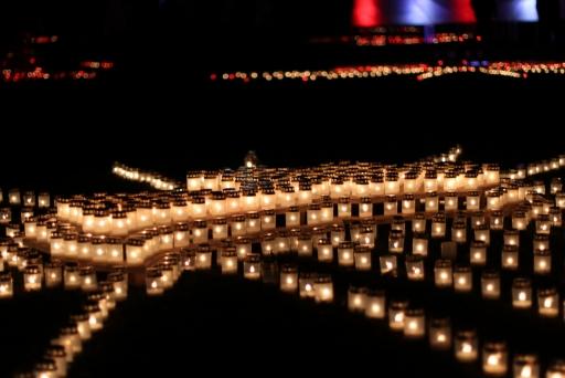 Sveču nolikšana
