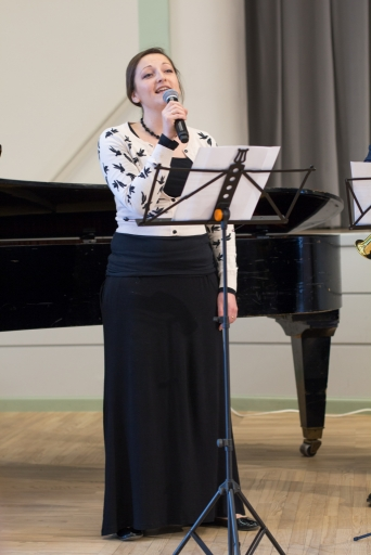 Skolas jauno talantu koncerts.