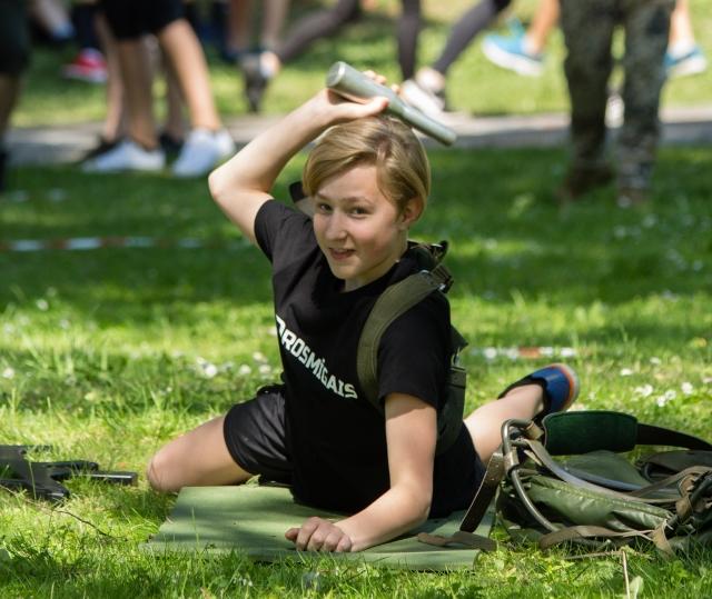 Sporta un āra aktivitāšu diena