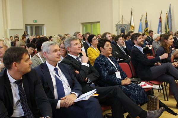 Valsts ģimnāziju konference