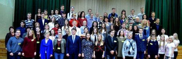 Eiropas kluba aktivitātes 1. semestrī