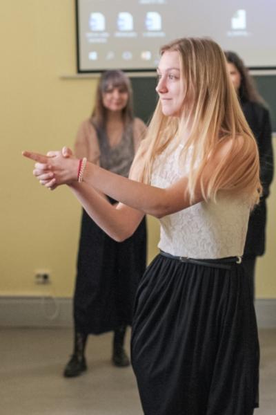 """Seminārs """"Jelgavas pilsētas izglītības iestāžu skolēnu paspārvalžu tradīcijas"""""""