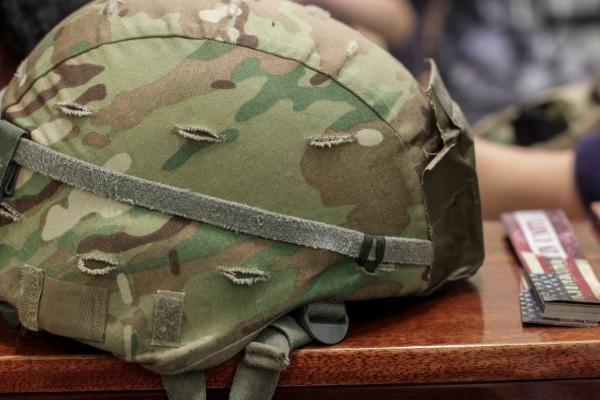 Tikšanās ar Aizsardzības ministrijas pārstāvjiem un NATO karavīriem