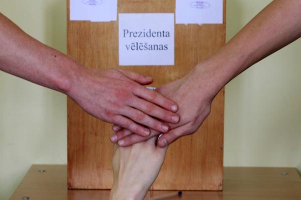 Vēlēšanu rezultāti