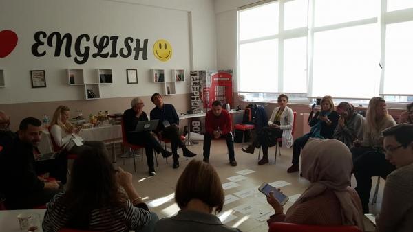 "Erasmus+ projekta ""Be InteresTED"" sanāksme Turcijā"