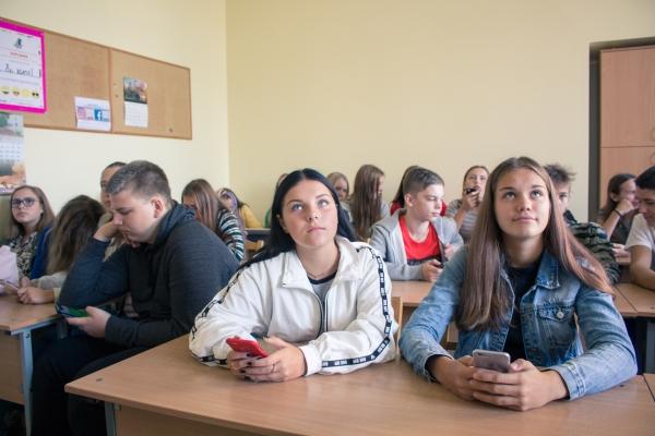 Citāda adaptācijas diena skolā