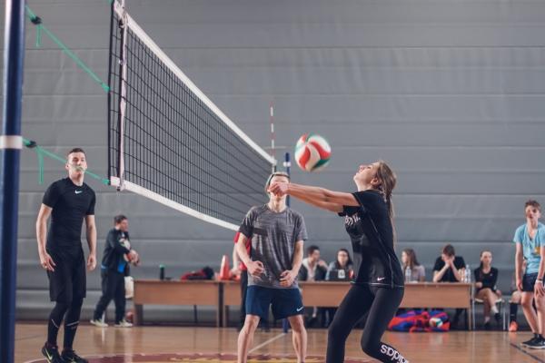 Volejbola turnīrs