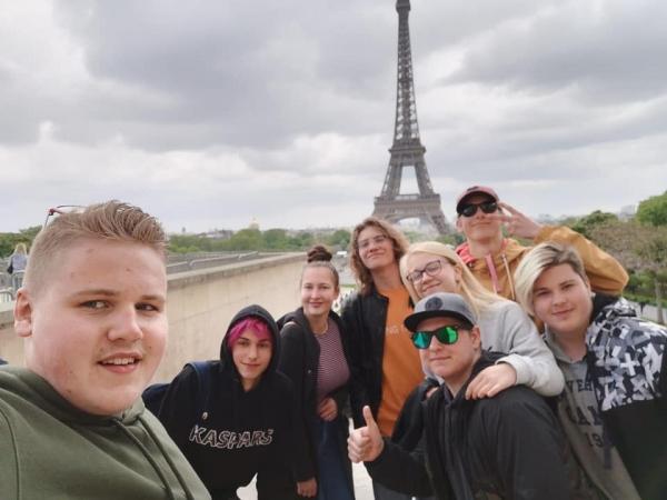 Ciemošanās Francijā