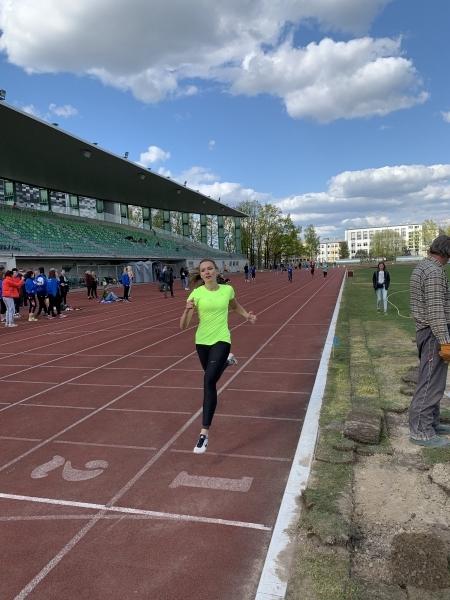 Jelgavas pilsētas 48.spartakiāde vieglatlētikā