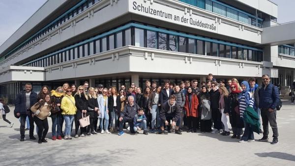 """""""Be InteresTED""""  Erasmus+ projekta sanāksme Vācijā"""