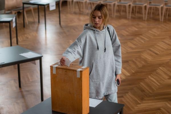 Skolēnu padomes prezidenta vēlēšanas