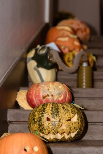Helovīna ķirbji
