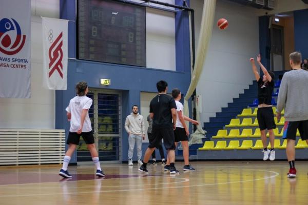 Pamatskolas basketbola sacensības