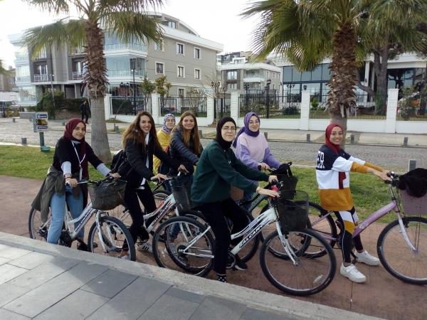 Erasmus+ projekta sanāksme Turcijā, Samsunā (25.11.- 29.11.2019)