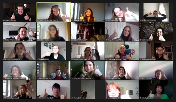 Jelgavas skolu pašpārvalžu seminārs 2021