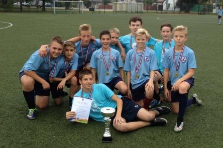 1.vieta futbolā