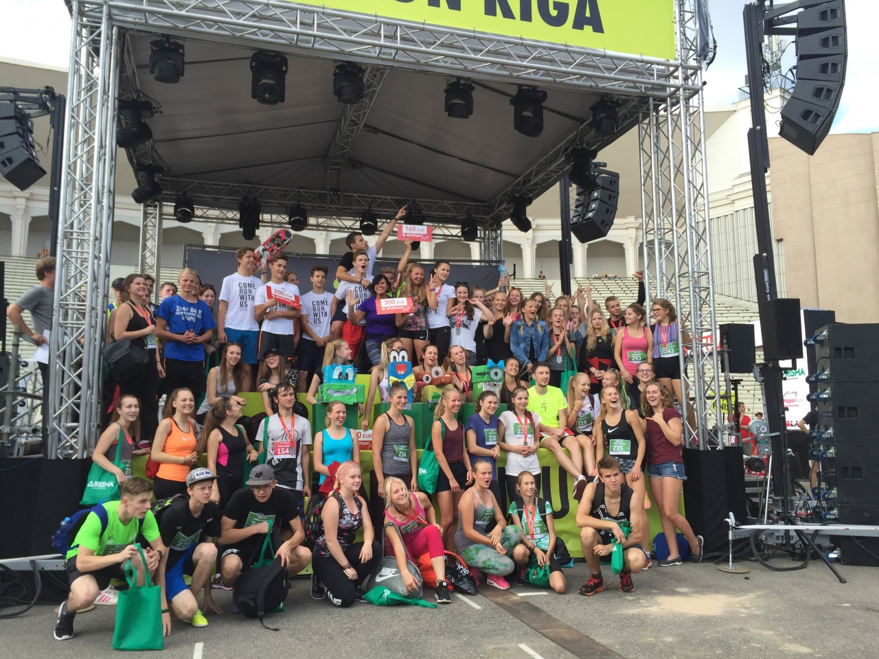 We Run Riga