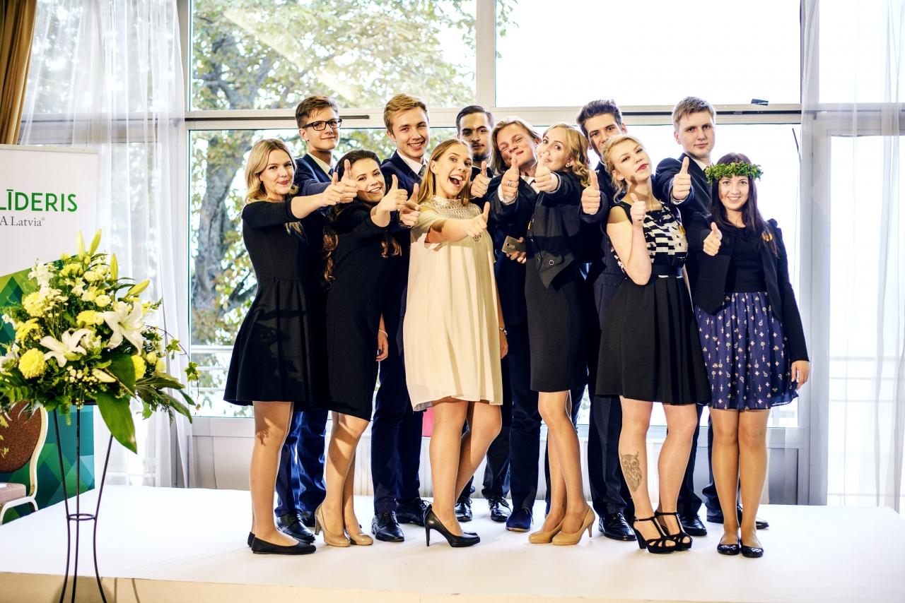 Sagatavoti 16 jaunie Latvijas līderi
