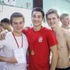 Mūsu peldētāji uzvar Olimpiskajās skolu stafetēs