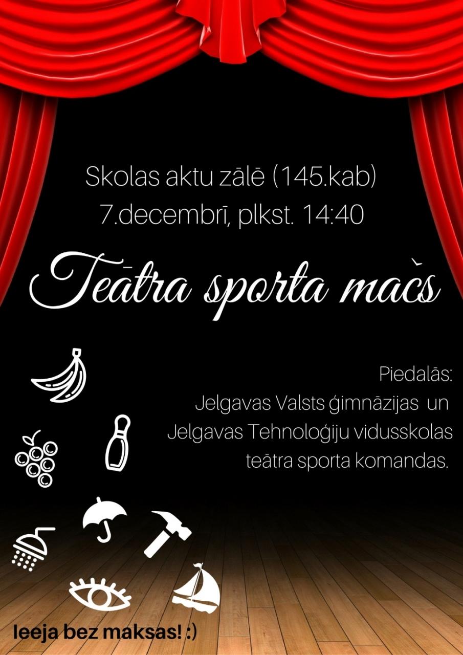 Teātra sporta mačs