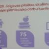 20. skolēnu zinātniski pētniecisko darbu konference