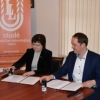 ITF noslēdz sadarbības līgumu ar Jelgavas Valsts ģimnāziju