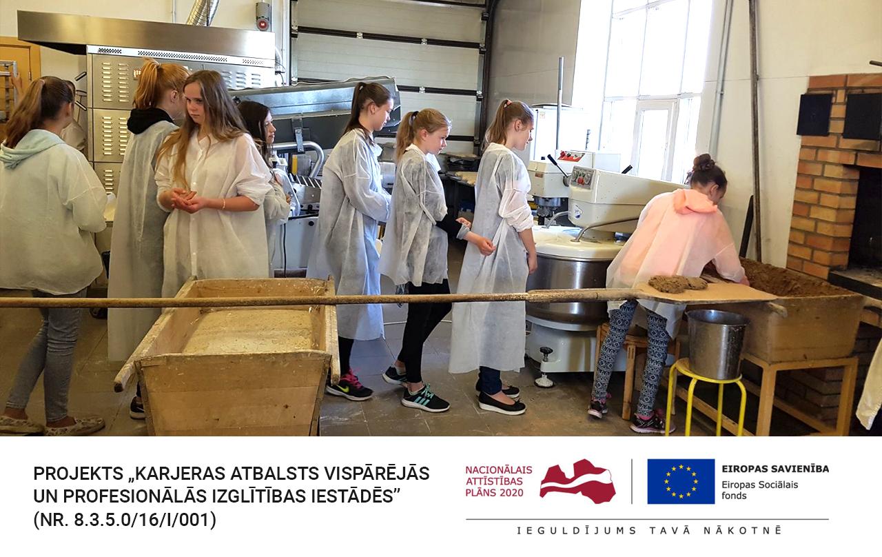 Ražots Latvijā: 2. daļa