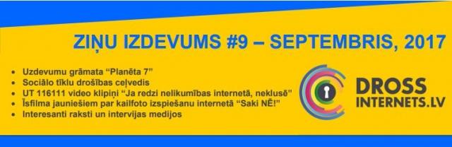 drossinternets.lv - Septembra izdevums