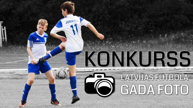 Latvijas futbola gada foto