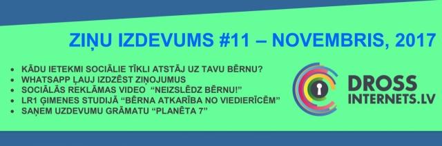 Drossinternets.lv Ziņu izdevums #11