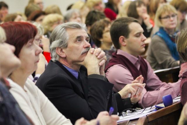 Reģionālā skolotāju konference