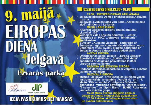 Eiropas diena Jelgavā