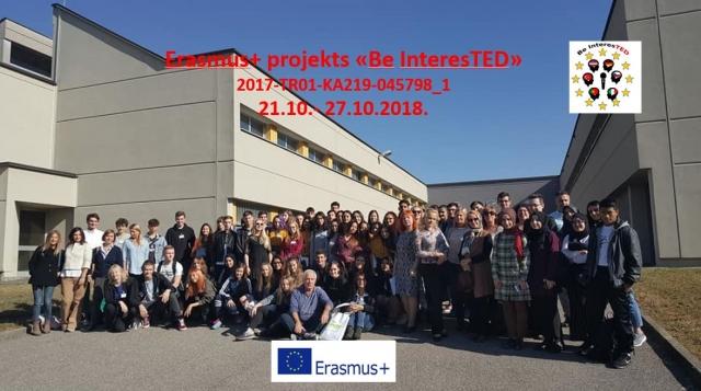 Erasmus+ projekta sanāksme Itālijā